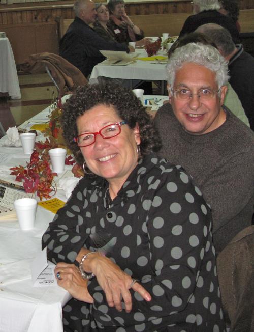 Irv Balto and Karen Sherman